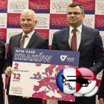 Wizz Air ogłasza otwarcie nowej bazy w Krakowie – 2 nowe samoloty i 12 nowych tras w 2019 roku